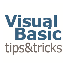 Visual Basic tips & tricks 220x220