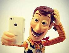 selfie-Woody-Toy-story