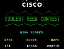 high scores CISCO-sito